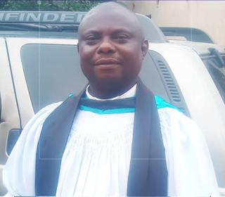 Rev. Gabriel O.C Anyasodo MA