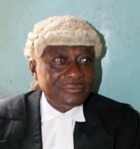 Sir Bar. Ernest Nwagwu LLB,BL,