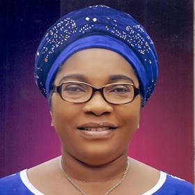 Mrs. Oluchi U. Ogunedo (M. P. Adm)