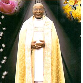 Rev. Canon Basil Njoku. (JP) Dip Th