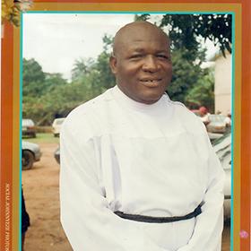 Rev. Canon Ebere Anyanwu JP, B.A