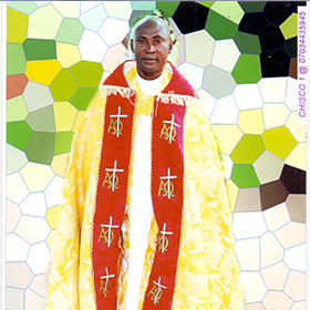 Ven. O.G. Nwamadu, B.A. Ed.