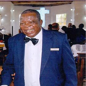Sir Dr. James Okoronkwo, M.B
