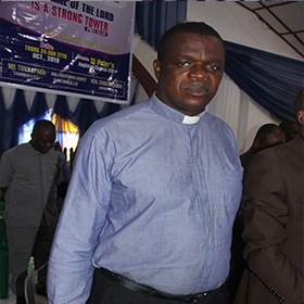 Rev. Canon Enyinna Anosike