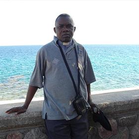 Ven. Bertram U. Ogoke (JP) M.A