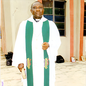 Rev. Can. Chidi Aso