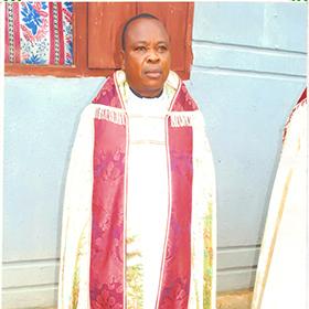 Rev .Can. Titus Otuka