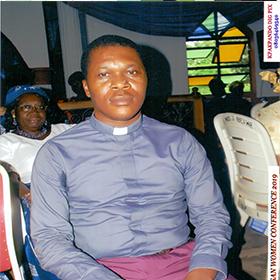 Rev. Luke Uzoma Edmund