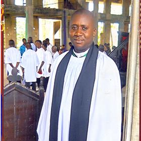 Rev. Darligton Anyanwu