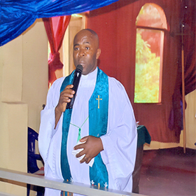 Rev. Kingsley Nwaogu