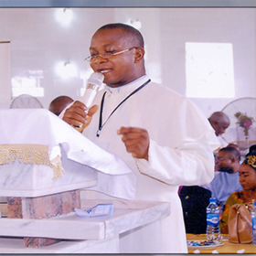 Rev. Can. Daniel Anosike