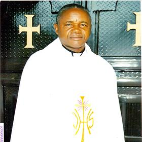 Rev. Kenneth Otti
