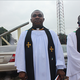 Rev. Kingsley Nwachuchu